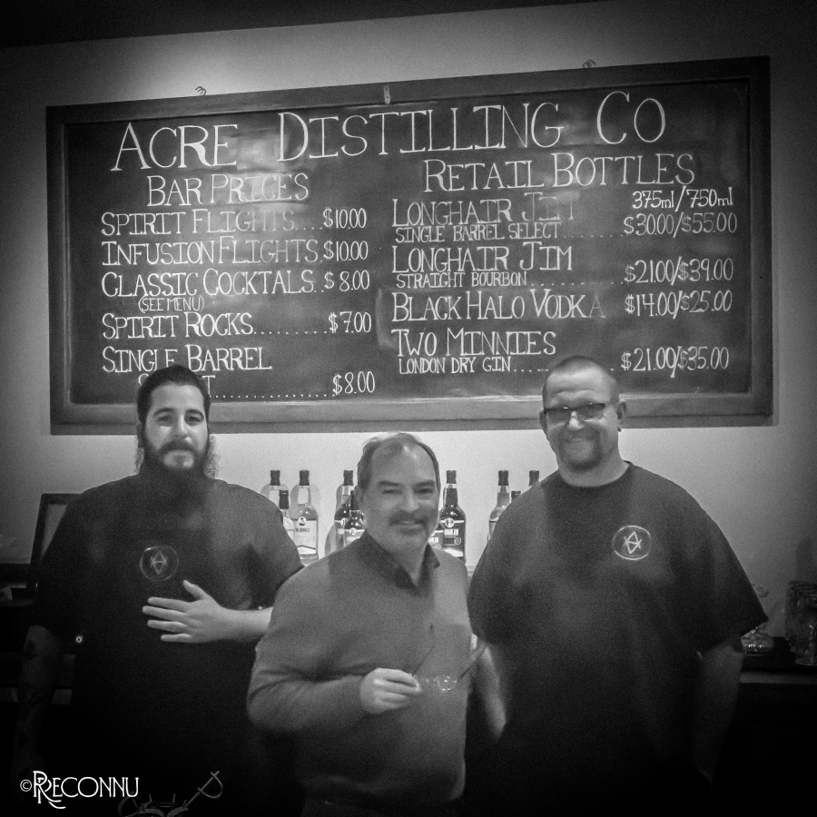 Acre Distilling & Coffee Co – There's a new brew in town – Part 2