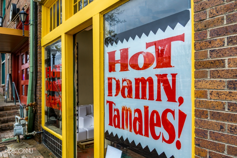 And I was like Oh…Hot DamnTamales!