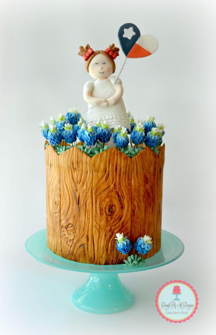 Texas Collab Cake 8